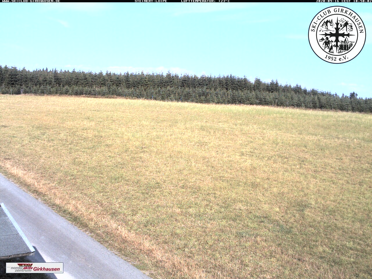Girkhausen - DSV Nordic-Aktiv-Zentrum - webcam 1